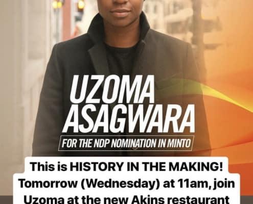 Uzoma Asagwara
